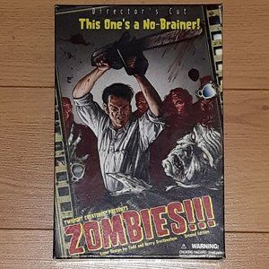 ZOMBIES BOARD GAME Zombies Directors Cut